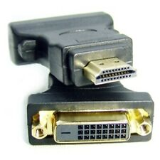 HDMI male (PC / graphics card) to DVI-D female cable adapter / gender changer