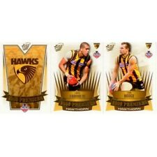 2008 AFL SELECT HAWTHORN PREMIERSHIP SET 25 CARDS LIMITED EDITION