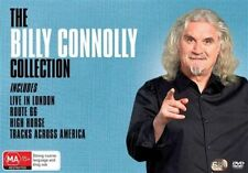 The Billy Connolly Collection NEW R4 DVD