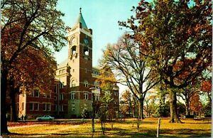 Rock Hill SC Tillman Hall Winthrop College Postcard unused (18477)