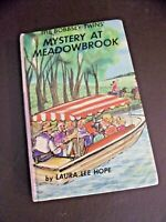 The Bobbsey Twins Mystery At Meadowbrook 1963 By Laura Lee Hope