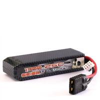 Carbon XX 3S1p LiPo 11.1 V 1.300 mAh 25C TRX-Stecksystem Team Orion ORI14148 705