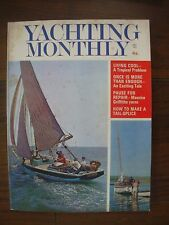 VINTAGE THE YACHTING MONTHLY MAGAZINE MAY 1970