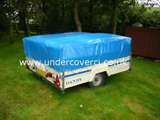 Dandy Discovery Folding Camper Waterproof Transit Cover Hand Made