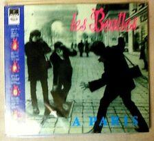 Les Beatles a Paris, CD