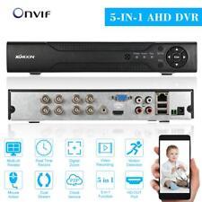 Original KKmoon 8CH Channel 1080N Standalone AHD DVR NVR Security Recorder