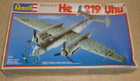 REVELL: HEINKEL He-219  'UHU'  1:72 SCALE #4127