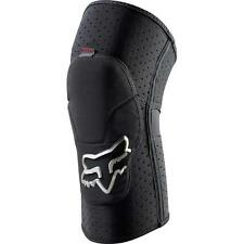 Fox Launch Enduro Knee Pads Grey - Lightweight Mountain Bike Leg Guards