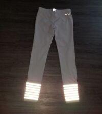 Emporio armani Reebok ea7 leggings w/ reflectors/Reflective stripes grey sz S-M