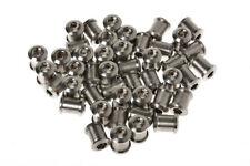 RockBros Road Bike MTB Titanium Crankset Chainring Bolts M8 Nuts 10mm 50pcs
