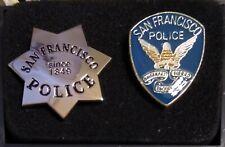 San Francisco Police Department SFPD PIN Set