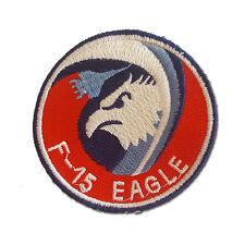 Israeli AIR FORCES F-15 Eagle Twin-Engine Customs Uniform Arm & Chest Patch