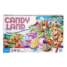 Hasbro Candy Land The World of Sweets Board Game