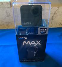 Brand New Sealed GoPro MAX 360 Black 4K Action Camera - FREE SHIPPING !