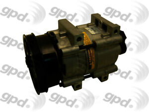 A/C Compressor-New Global 6511451