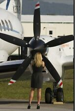 BAe JetStream 41 Aircraft Propeller Spinner - 5 propeller - Left and Rigth side