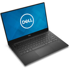 "NEW DELL XPS 13 9360 13.3"" QHD+ Touch 8th Gen. i7-8550U 16GB RAM 512GB SSD PCIe"