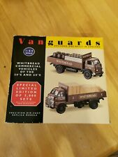 Vanguards Whitbread Commercial Vehicles Of The 50's & 60's Ltd Edition WV2002