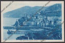 LIVORNO RIO MARINA 10 ISOLA D'ELBA Cartolina viaggiata 1946