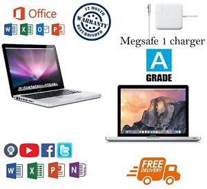 "Apple MacBook Pro 13.3"" - Core i5 2.5 GHz - 8GB RAM - 500GB - A GRADE"