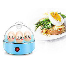 Multifunctional 7 Egg Boiler Cooker Steamer Poacher US Plug Automatic power-off