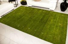 Tapis vert afghans pour la maison