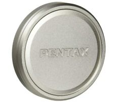 PENTAX Lens Cap 31703  for camera Limited 49mm Silver New Japan