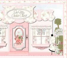 Chic Fashion Shabby Pink Vtg Roses Boutique Ebay Compliant Auction Template