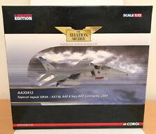 Corgi 1:72 Aviation Archive AA35412 Sepecat Jaguar GR3A-XX738, Raf 6 Sqn, Raf