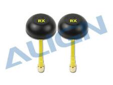 5.8Ghz Antena de ganancia de polarización circular Align Rx Set