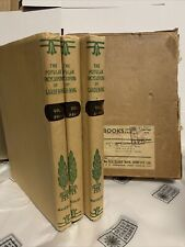 The Popular Encyclopaedia of Gardening - 3 Book With Paper Covers & Box