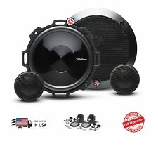 "Rockford Fosgate P152-S 200W 5.25"" 2-Way Component Speaker System Punch Series"