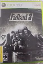 Fallout 3 Xbox 360 (Includes 2 disc add-on packs) (poster inside add-on)