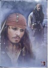 PIRATES OF THE CARIBBEAN ~ AT WORLD'S END JACK COLLAGE 22x34 MOVIE POSTER Depp