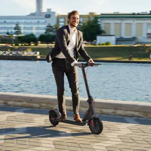 E-Scooter mit 32 km/h, 350 Watt, 10,4 Ah , Elektro Cityroller, E-Tretroller, DE