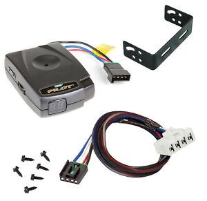 Reese Pilot Trailer Brake Control for 95-09 Dodge RAM 1500-3500 w/ Wiring Module