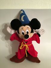 New listing 16� Fantasia Sorcerer Mickey Mouse Stuffed Animal Toy