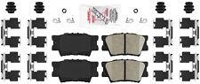 Disc Brake Pad Set-XLE Rear Autopartsource PTC1212