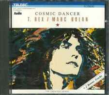 "T. REX / MARC BOLAN ""Cosmic Dancer"" Best Of CD"