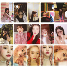 Kpop Red Velvet The Reve Festival Finale Photocard IRENE YERI Autograph Cards