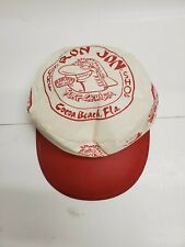 Vintage Ron Jon Surf Shop Hat Cocoa Beach Florida