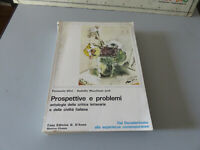 Prospects And Problemi Dal Decadentismo Alle Experience Contemporary 1971