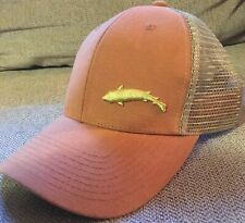 Montana Fly Company MFC Cap Hat Mesh Back Adjustable Fishing Trout NWOT