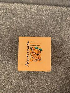 Avon Summer Zest Bath Bomb - orange