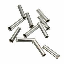 Aderendhülsen 0,5-50 mm² unisoliert Aderendhülse Crimp Verbinder Stecker Kabel