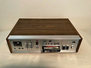 Vintage Hitachi TRQ-154D 8 Track Tape player/recorder - tested and working