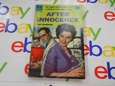 After Innocence by Ian Gordon (USA) Dell First Edition #58