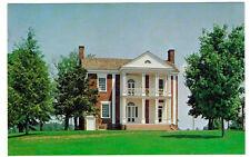 1960's postcard- The Vann House, Spring Place, Georgia
