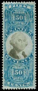 momen: US Stamps #R115 Revenue Unused SUPERB
