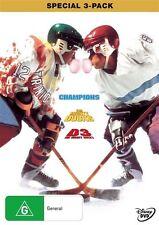 Champions / D2 The Mighty Ducks / D3 The Mighty Ducks (DVD Region 4)Walt Disney
